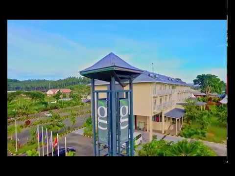 Gazelle International Hotel, Kokopo, East New Britain, PNG.