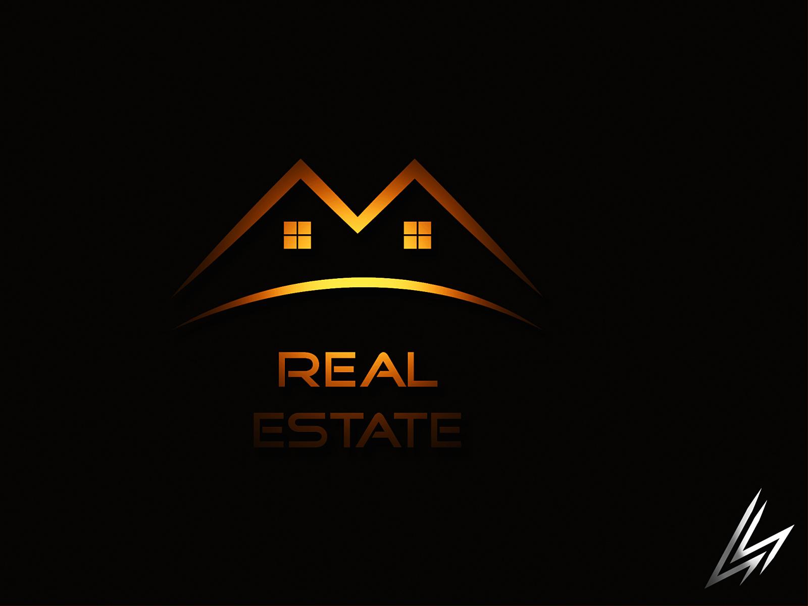 Real Estate Logo by Logo Logic on Dribbble.