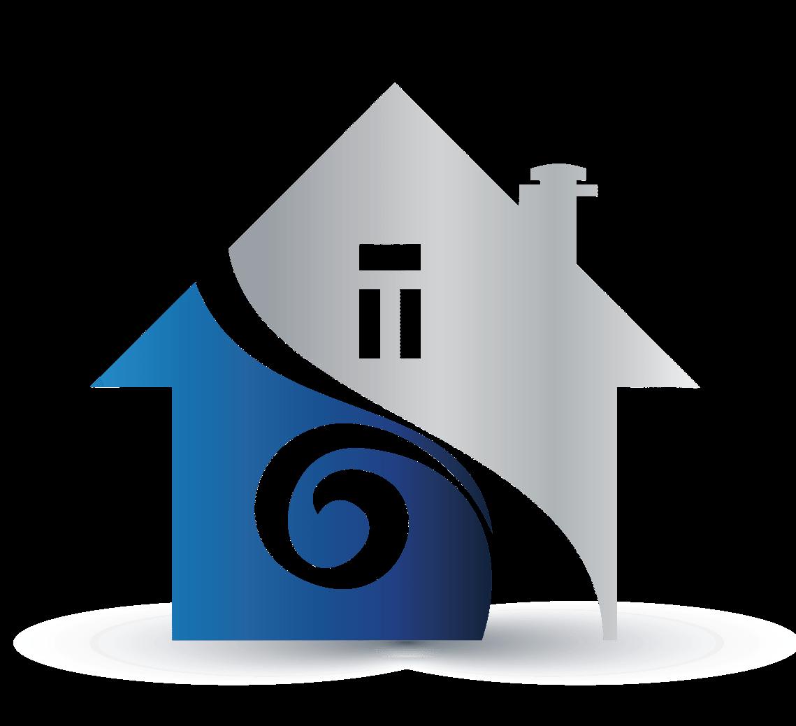 Design Free Logo: House Real Estate logo Template.