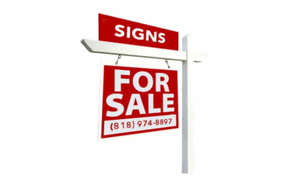 Real Estate Hanging Sign.
