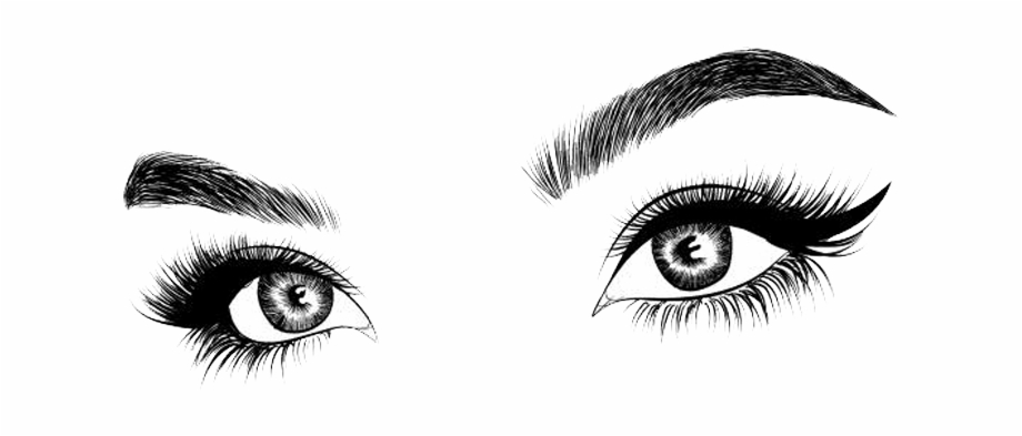 Real eyebrows clipart clipart images gallery for free.