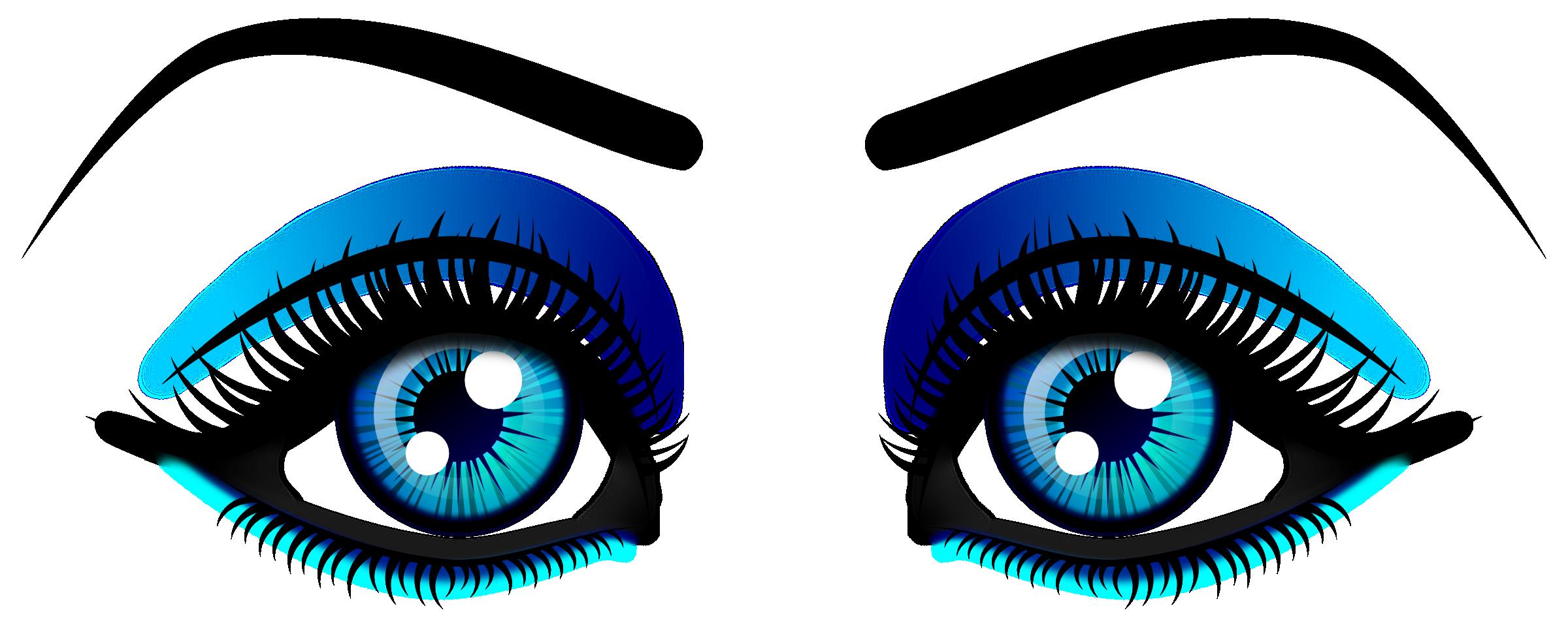 Eyes clipart eye makeup, Eyes eye makeup Transparent FREE.