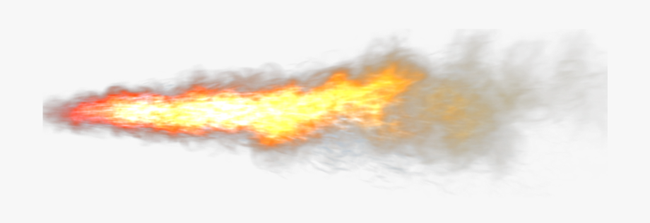 Realistic Clipart Fire.