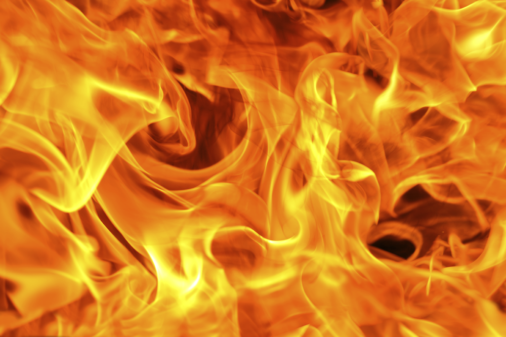 Real Fire Transparent Background Vector, Clipart, PSD.