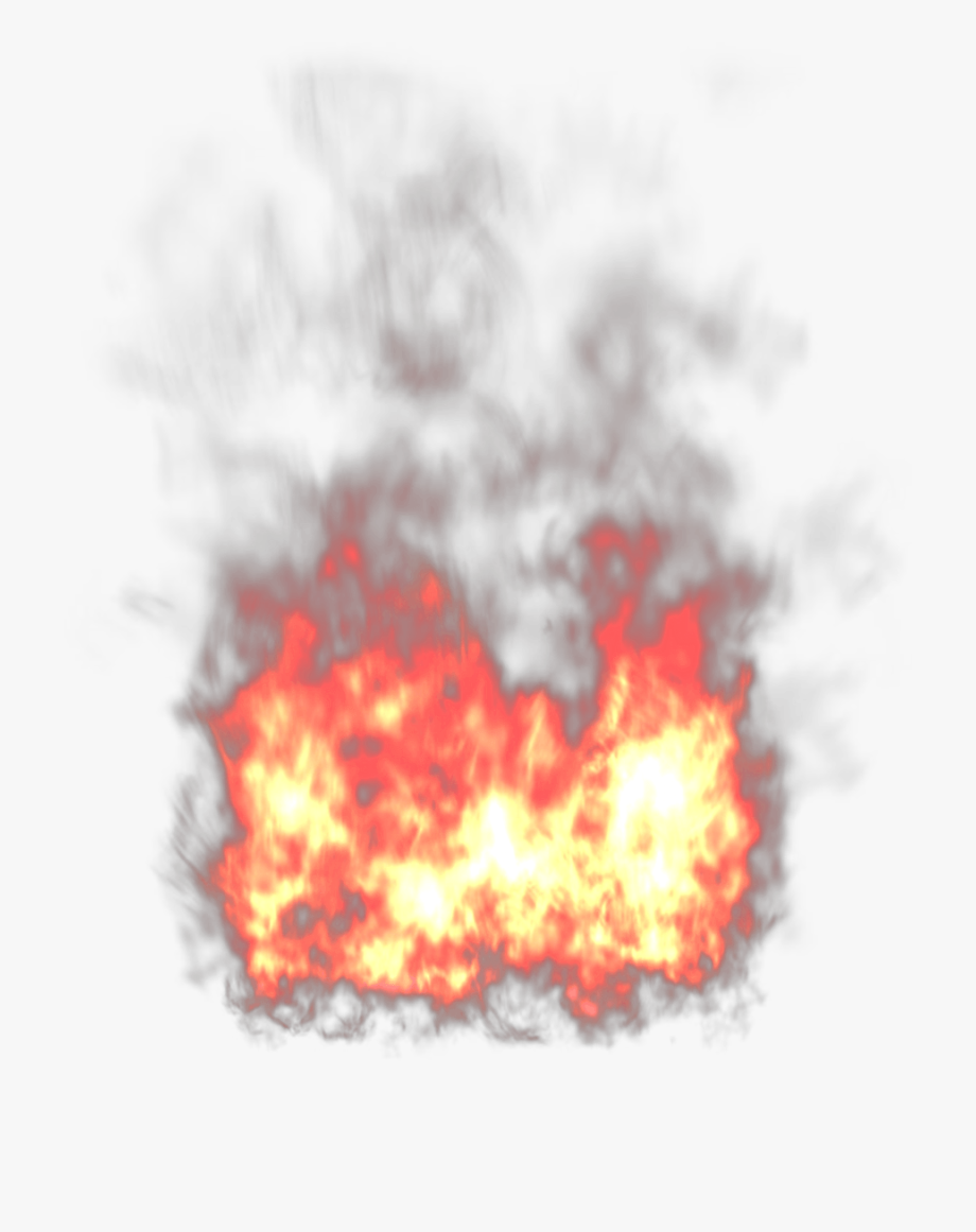 Fire Png Vector.
