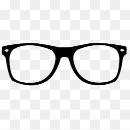Glasses Frames, Black, Real, Glasses Fra #52076.
