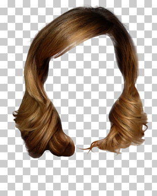 Hairstyle Bob cut , high quality PNG clipart.