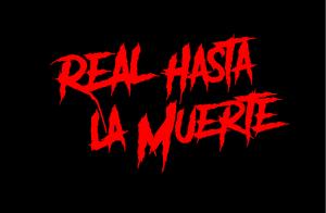 Details about Real Hasta la Muerte Vinyl Sticker Decal.