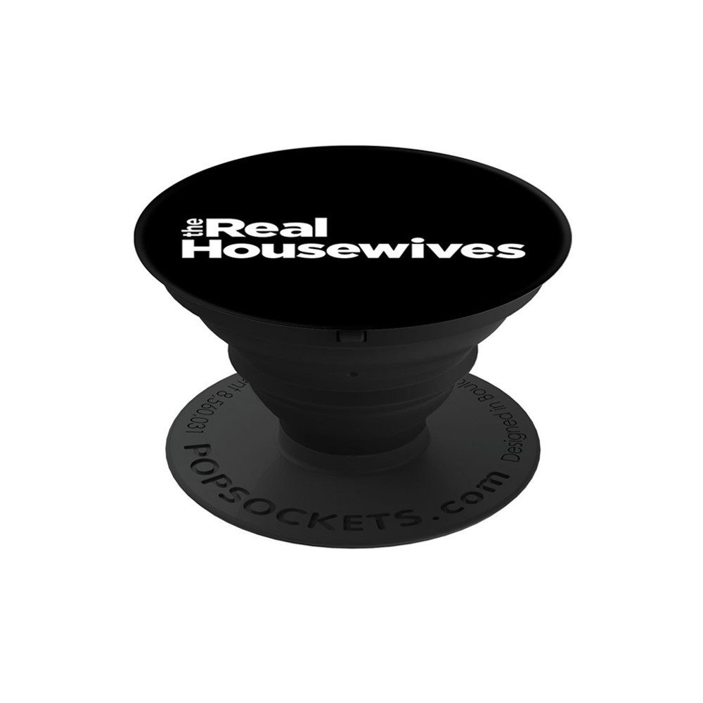 The Real Housewives Logo PopSocket.