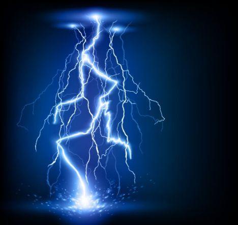 lightning design.