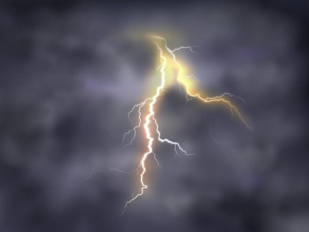 Lightning Bolt Vectors, Photos and PSD files.
