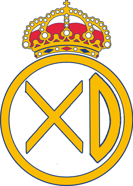 Real madrid 3d clipart.