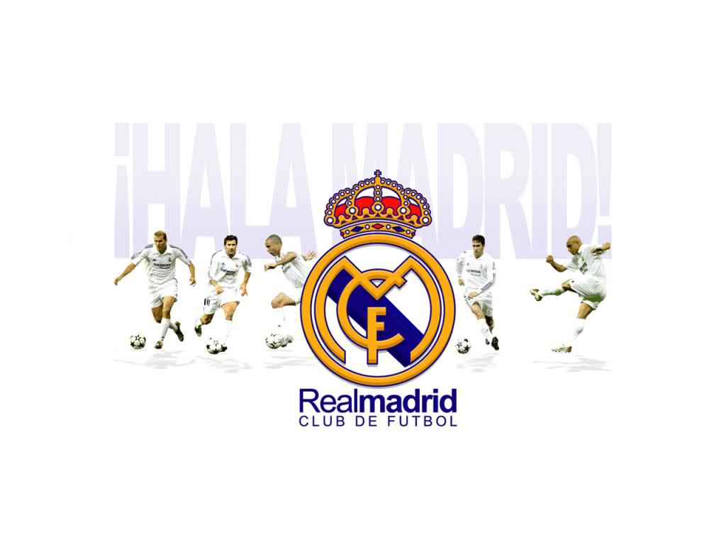 Free Football Wallpapers: Expression Soccer Player Real Madrid.