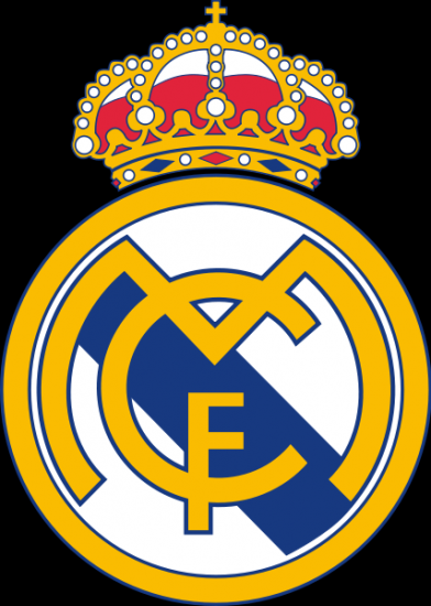 Real madrid hd clipart.