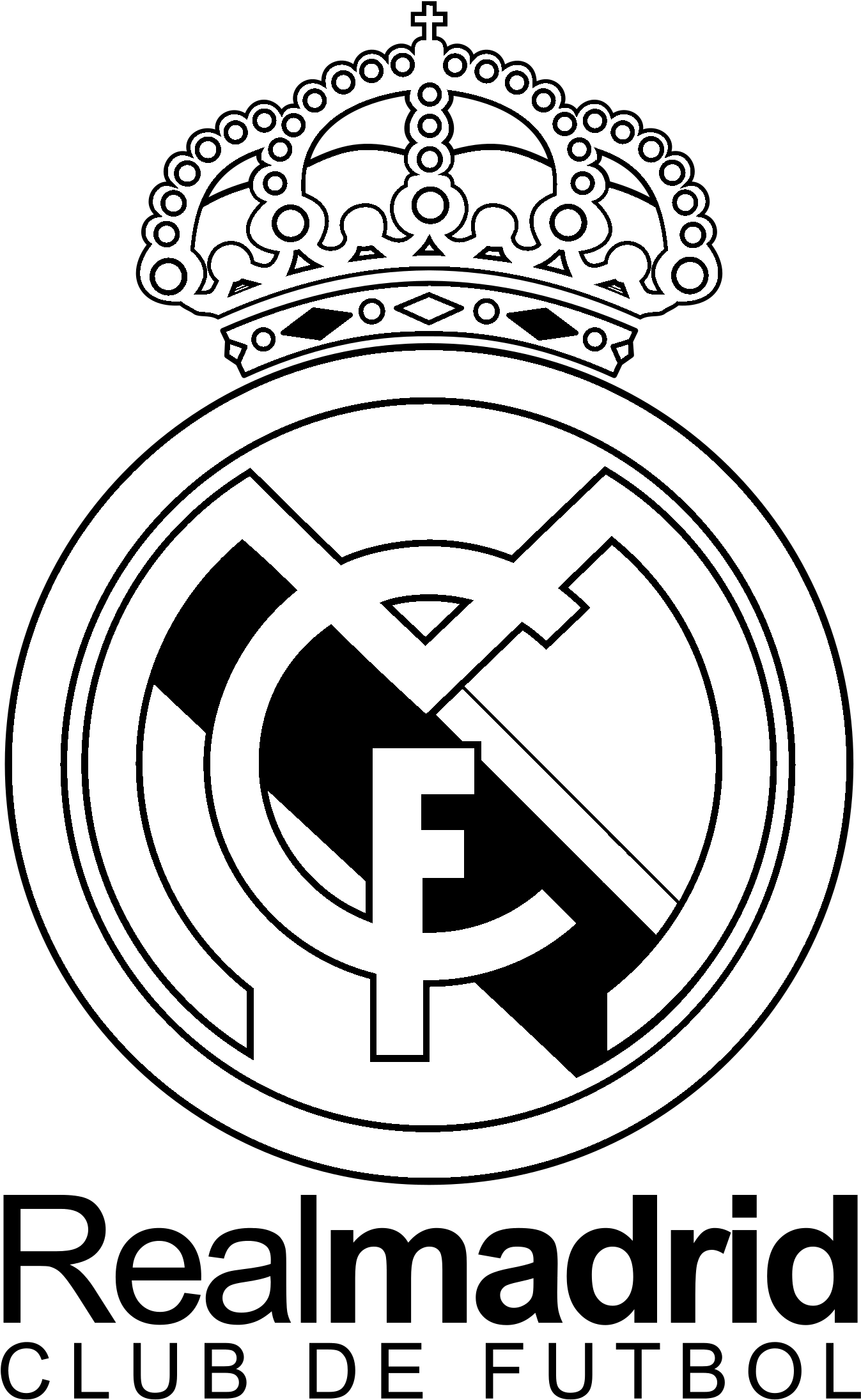 Free Real Madrid Png Logo, Download Free Clip Art, Free Clip.