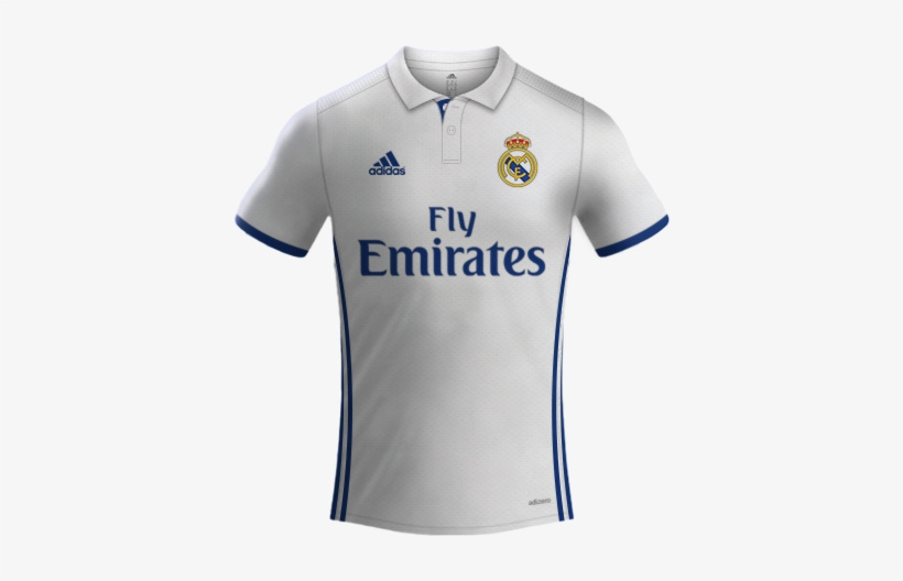 Real Madrid Adidas 2016/2017.