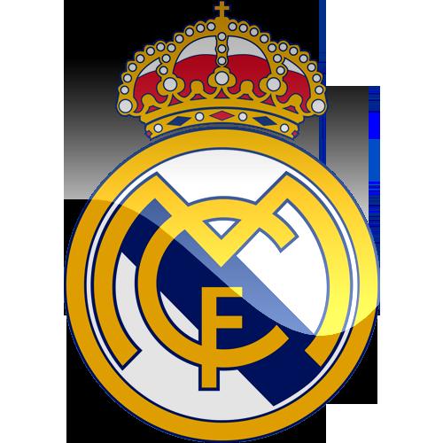 Real Madrid Logo Png.