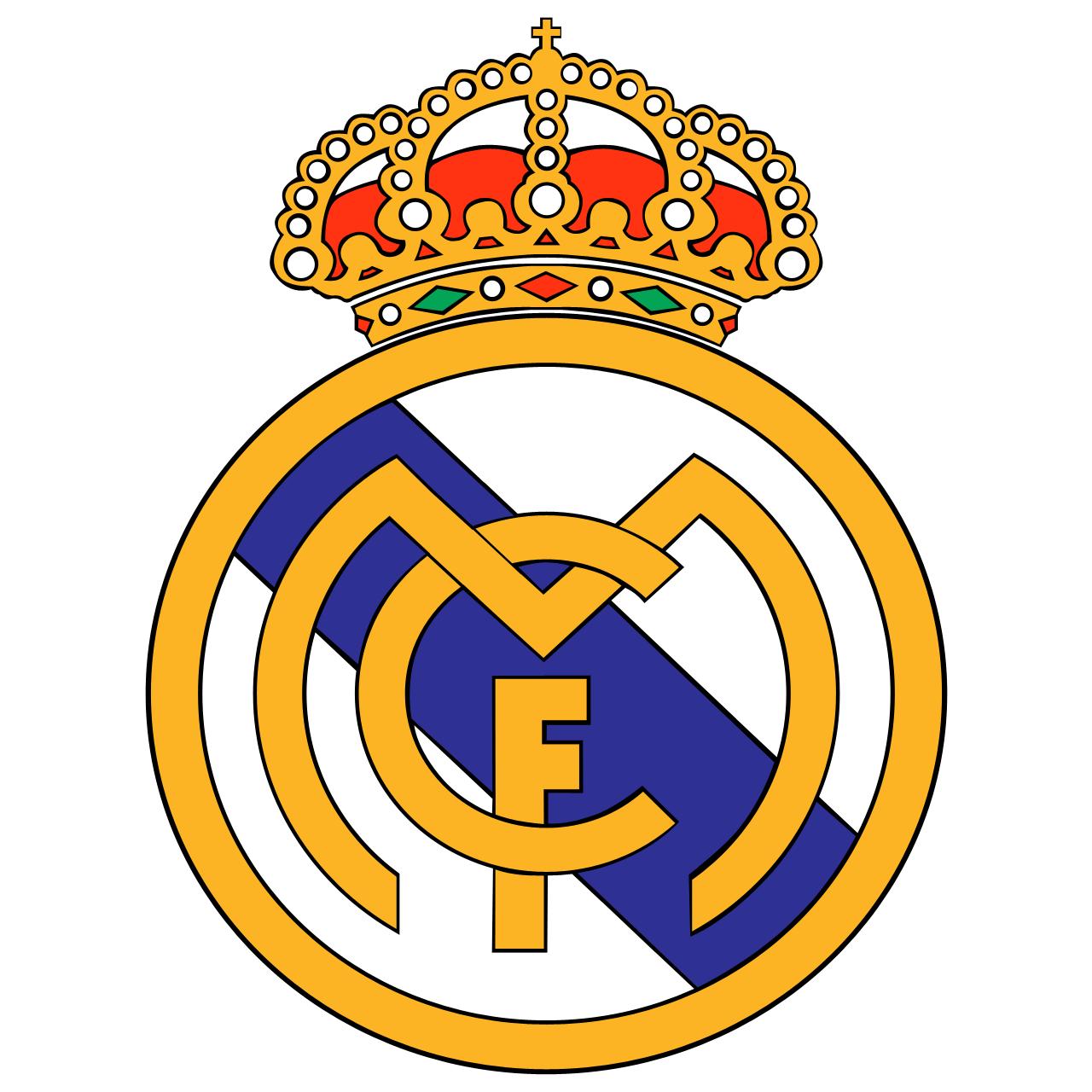 Real Madrid Fc Logo.