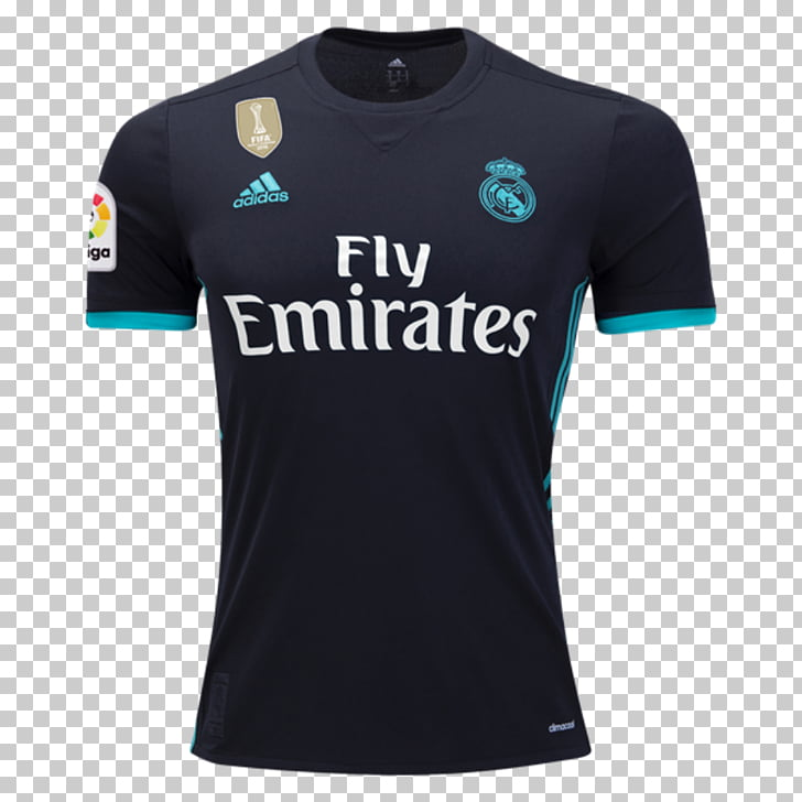 Real Madrid C.F. UEFA Champions League Jersey Kit Adidas.