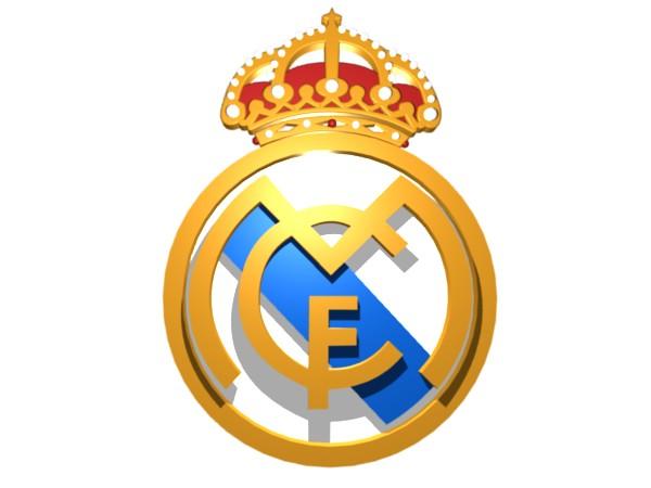 Logo del Real Madrid.