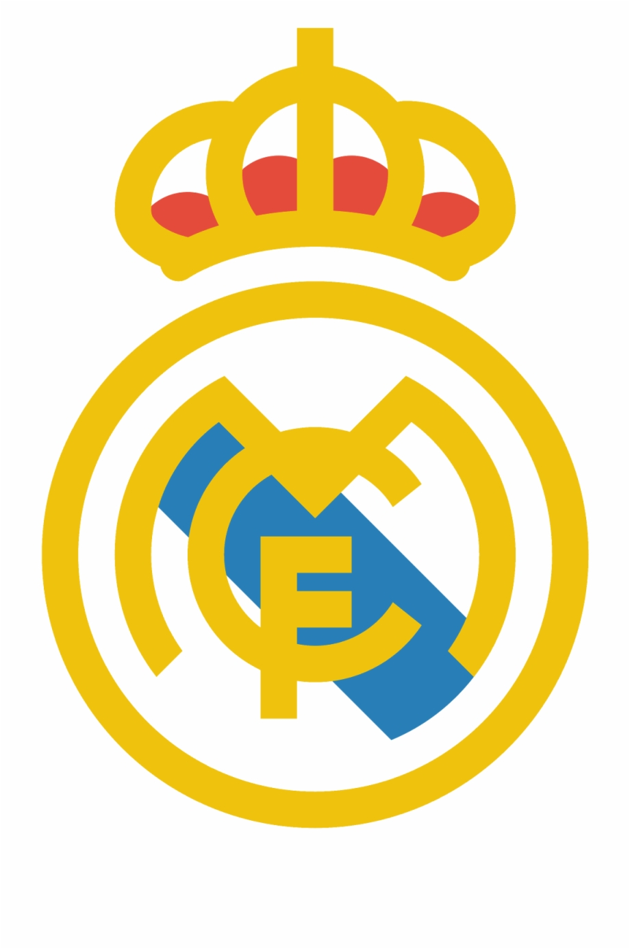 Real Madrid Png.