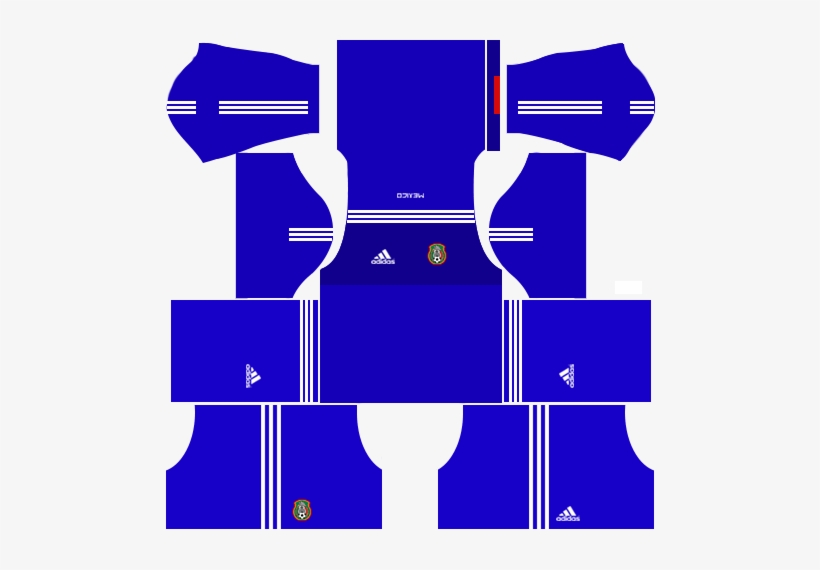 Mexico Kits & Logo Url 2017 Dream League Soccer.