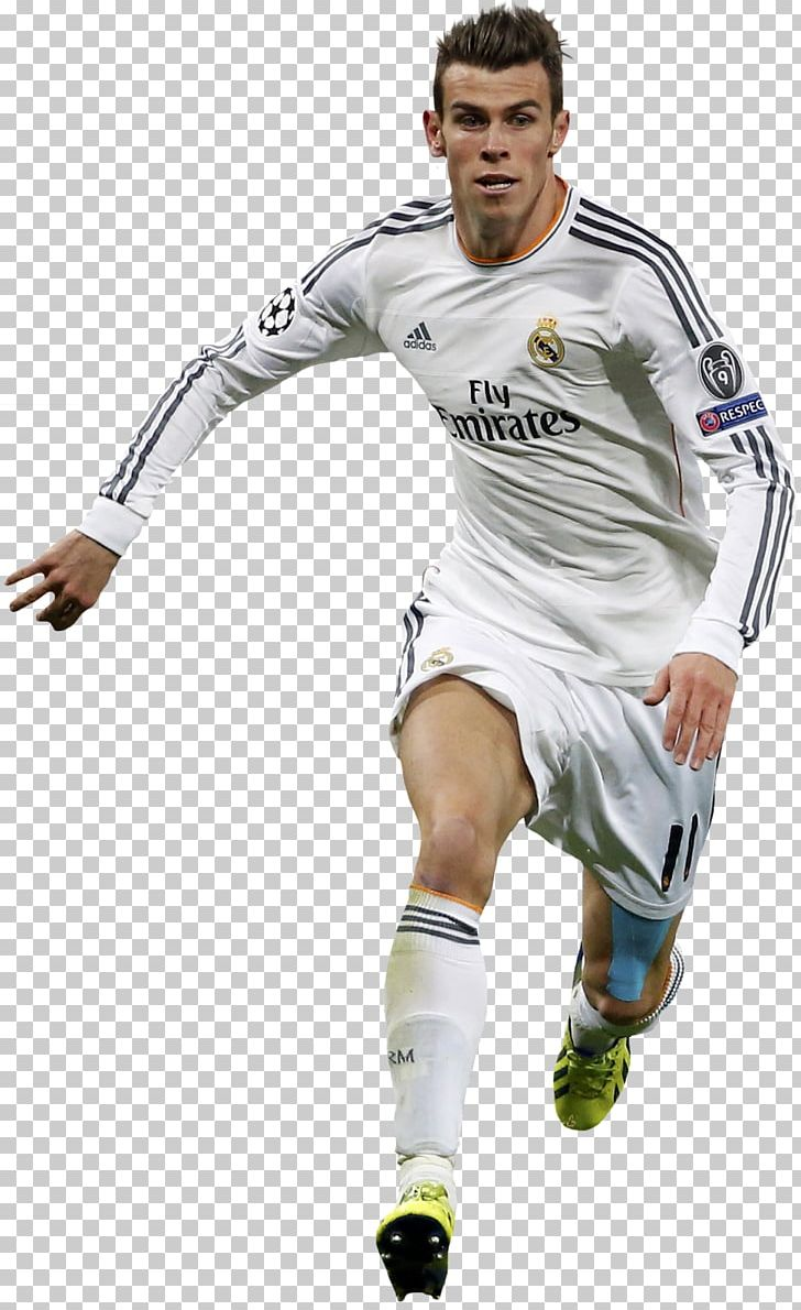 Gareth Bale Real Madrid C.F. Soccer Player Football Player.