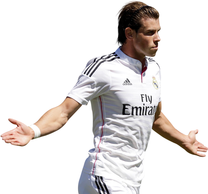 Download Real Madrid Player Png.