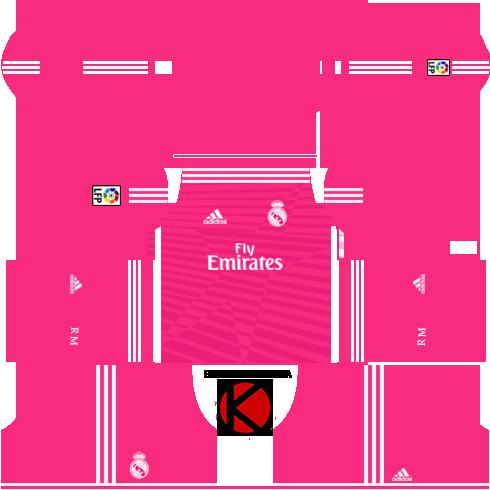 Real Madrid Kits 2014/2015.