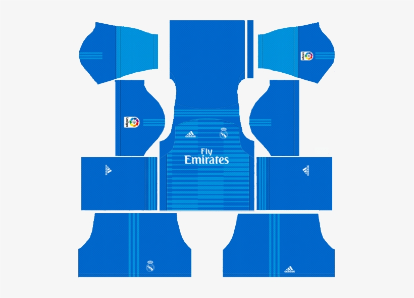 Real Madrid Kits 2017.