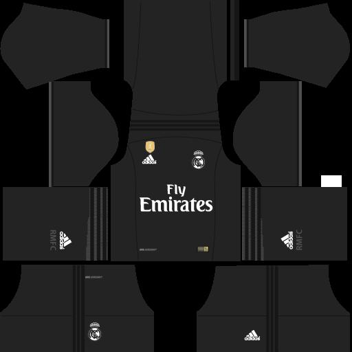 Kit Real Madrid para Dream League Soccer 19 atualize seu.