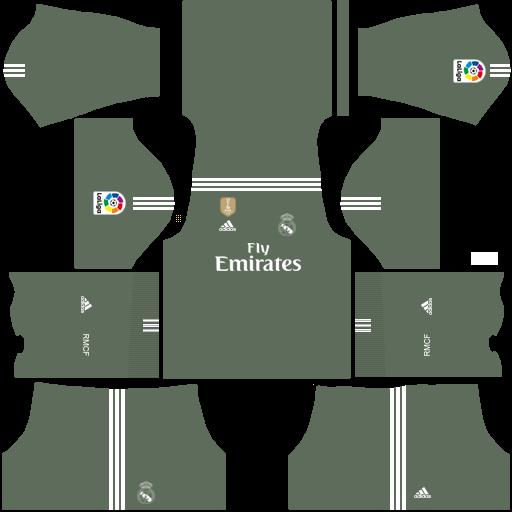 Kits/Uniformes para FTS 15 y Dream League Soccer: Kits.