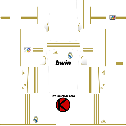 Real Madrid Kits 2011/2012.