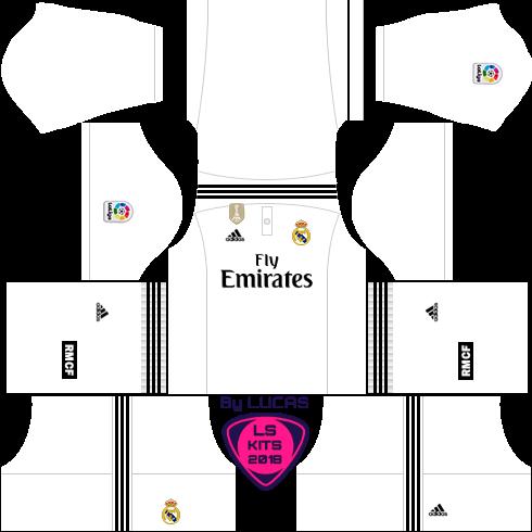 REAL MADRID 18/19.