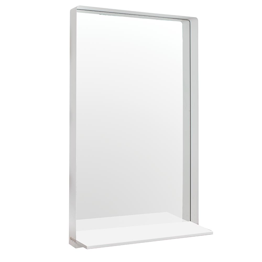 Sienna White Salon Mirror.