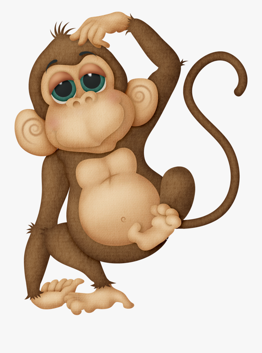 Realistic Monkey Clipart , Free Transparent Clipart.