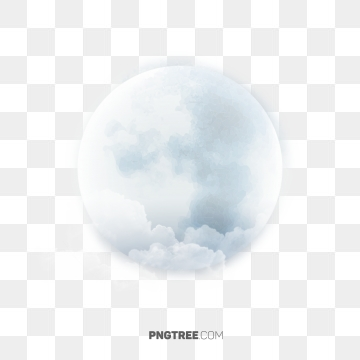 Real Moon PNG Images.