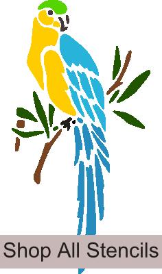 parrot shop image Gemini Creative.
