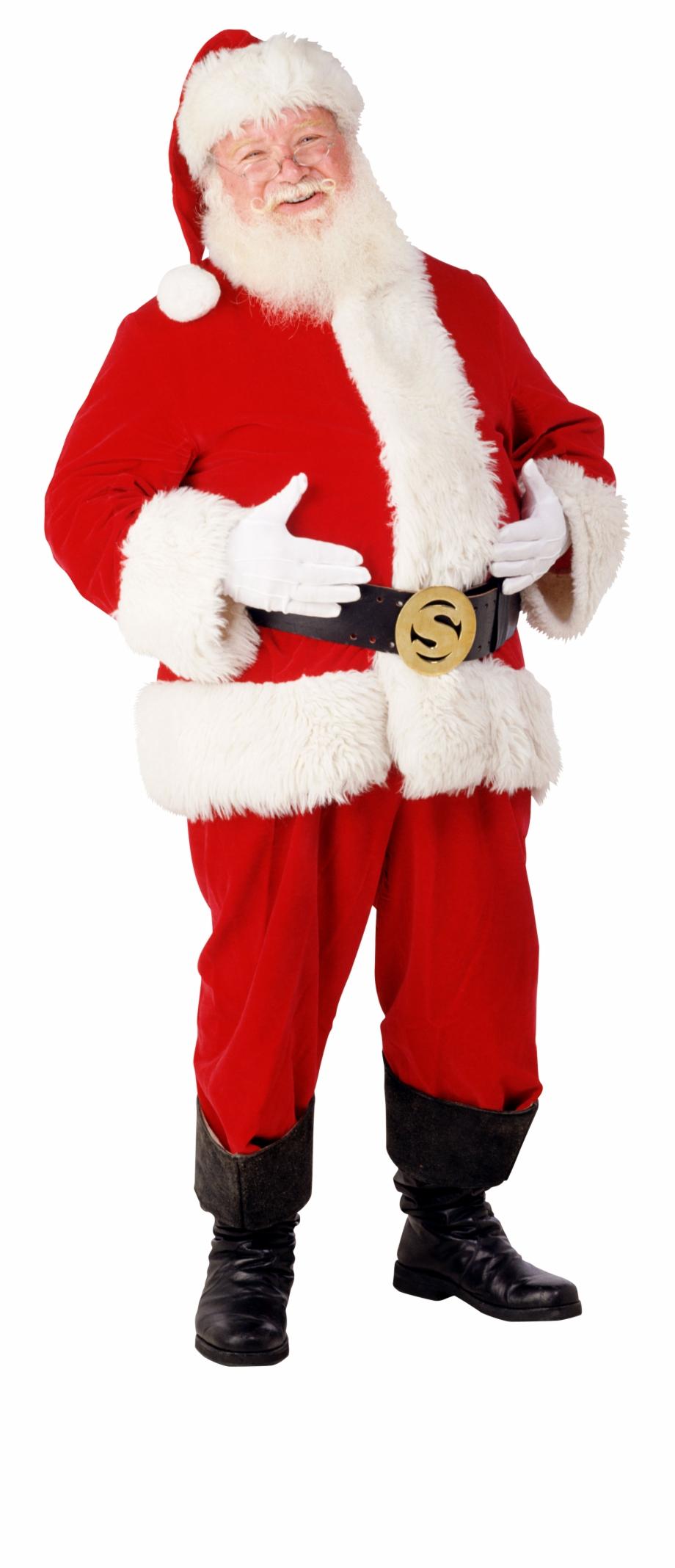 Santa Claus Png Image.