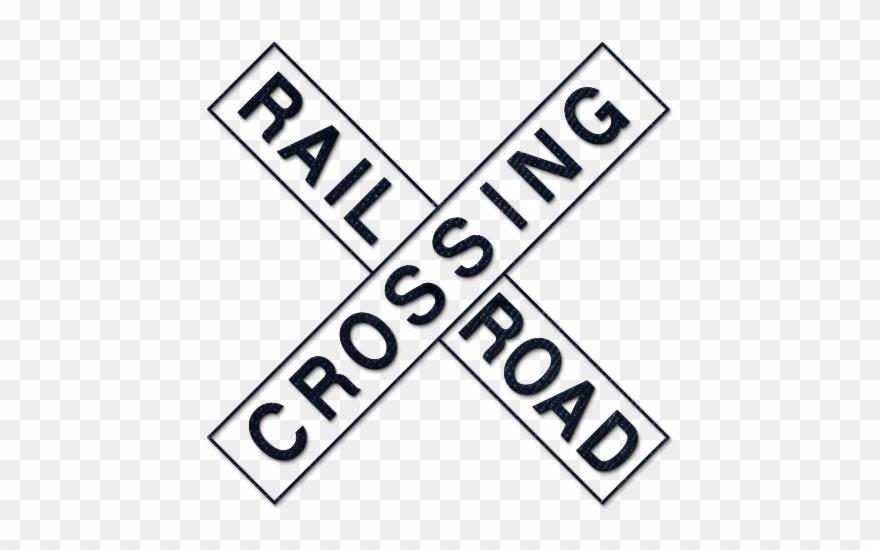 Rail Road Crossing Clipart Clipart Panda.