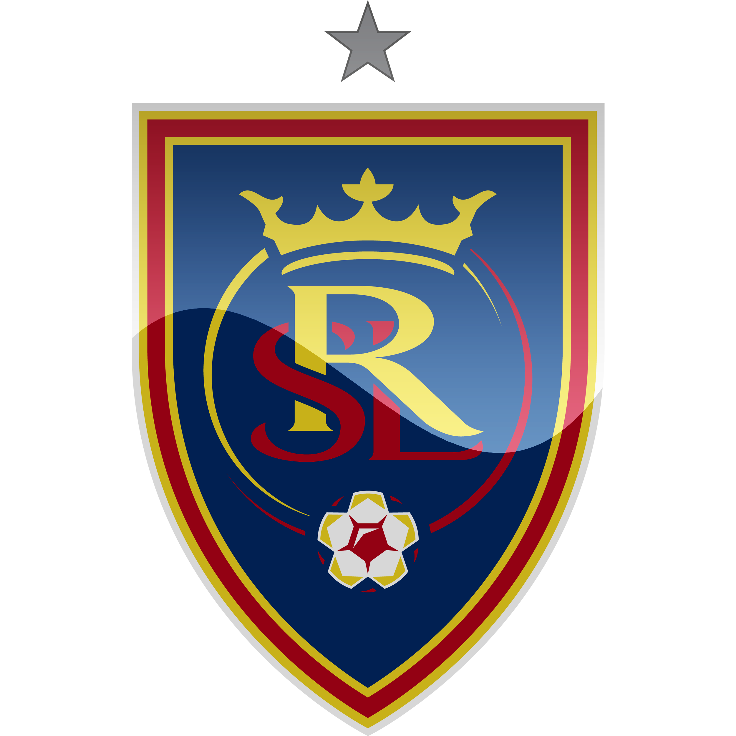 Real Salt Lake HD Logo.