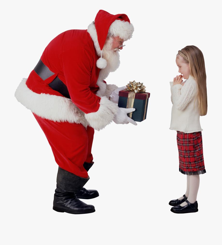 Santa Claus And Image.