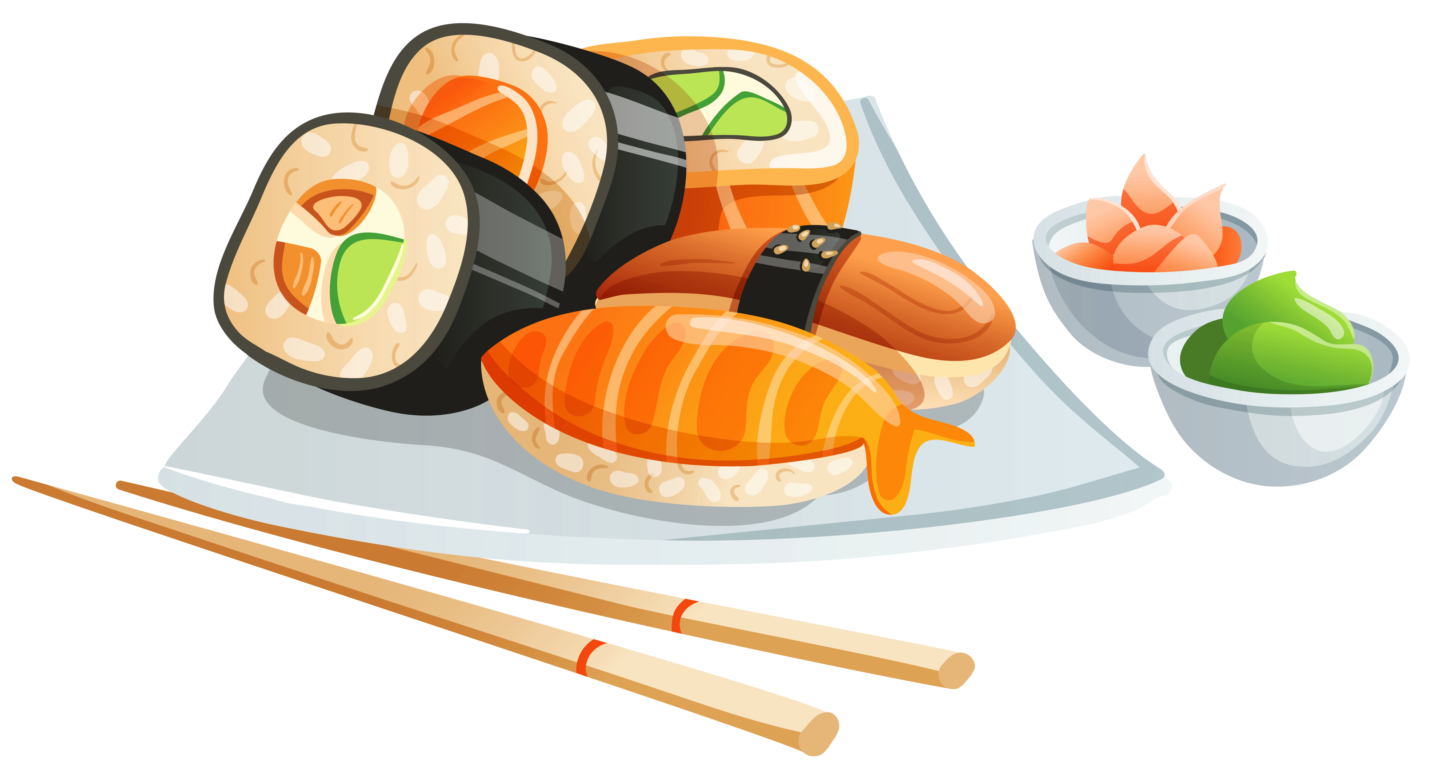 Sushi Clipart & Sushi Clip Art Images.