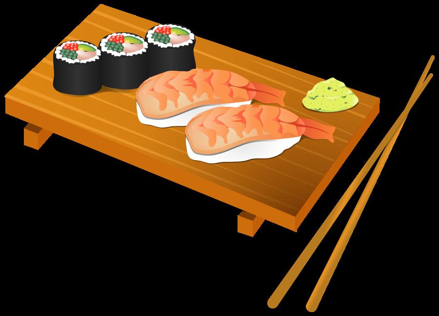 Sushi Clip Art Free.