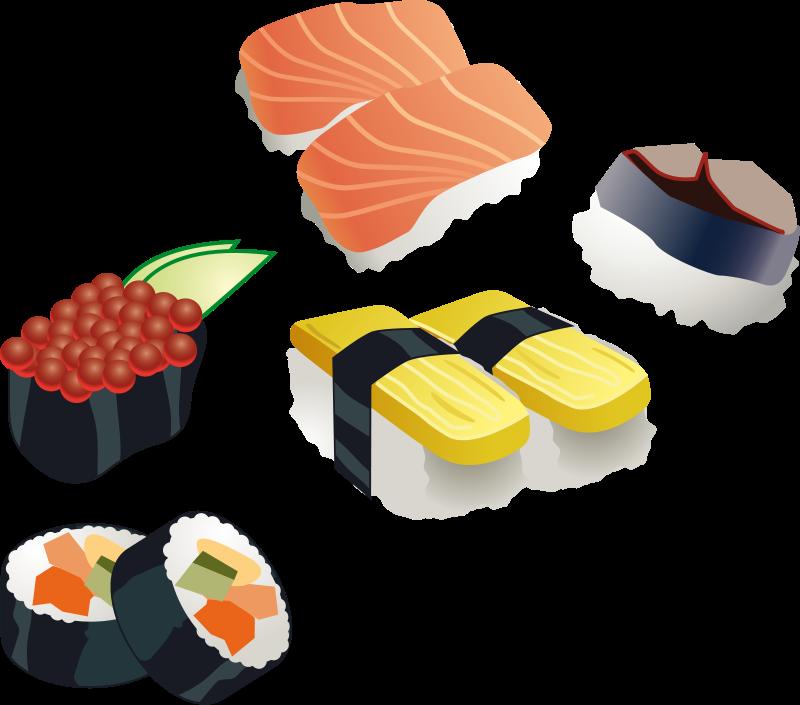 Sushi Clip Art & Sushi Clip Art Clip Art Images.
