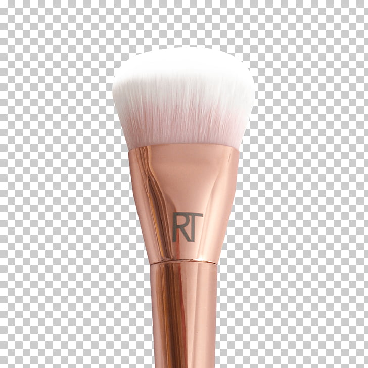 Real Techniques Bold Metals Triangle Foundation Brush 101.