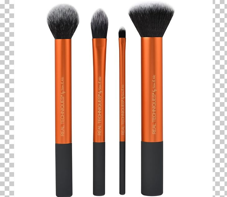 Makeup Brush Cosmetics Real Techniques Core Collection.