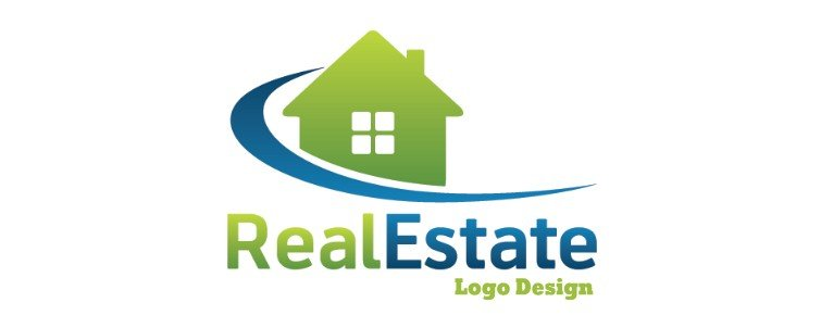 Simple ideas for creating a great real estate logo design.