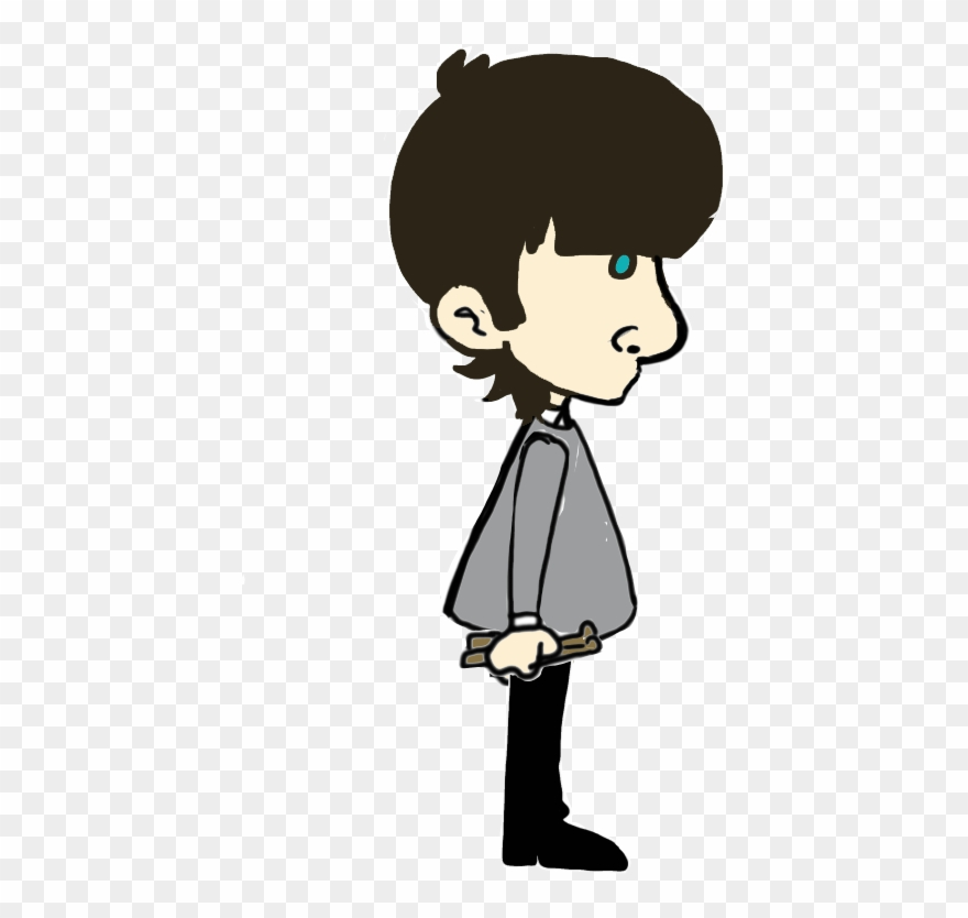 Ringo For Walk Cycle Animation By Sixproductions.