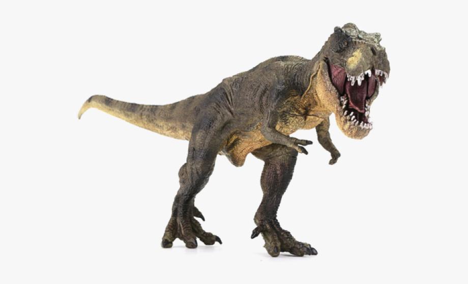 Realistic Clipart T Rex.